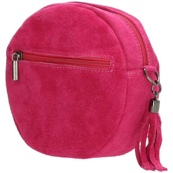 Charm London Elisa schoudertas fuchsia 02