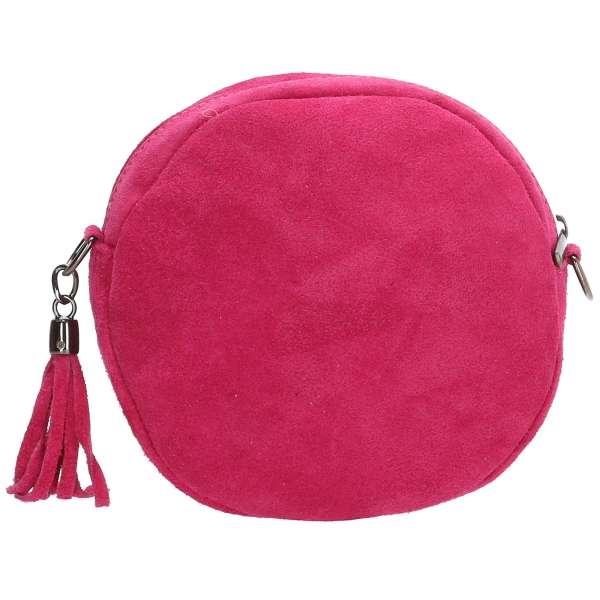 Charm London Elisa schoudertas fuchsia